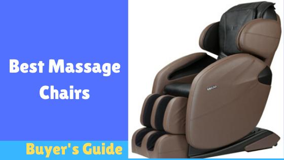 list of Best Massage Chairs
