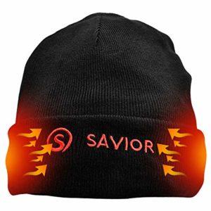 Savior- Best Heated Hat